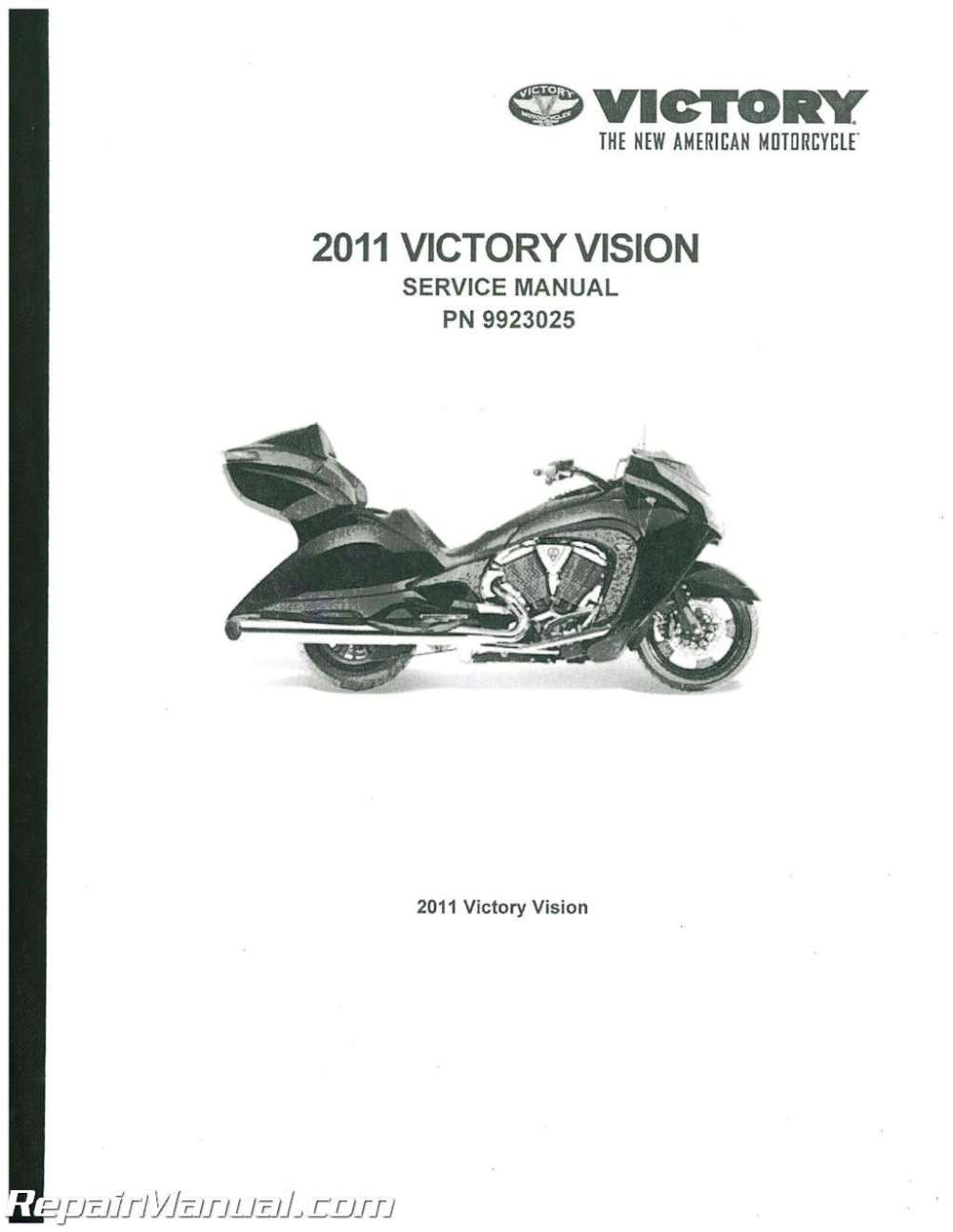 medium resolution of 2011 victory vision tour service manual 2011 victory vision wiring diagram