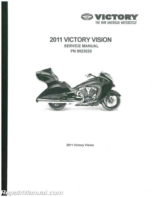 small resolution of 2011 victory vision tour service manual 2011 victory vision wiring diagram