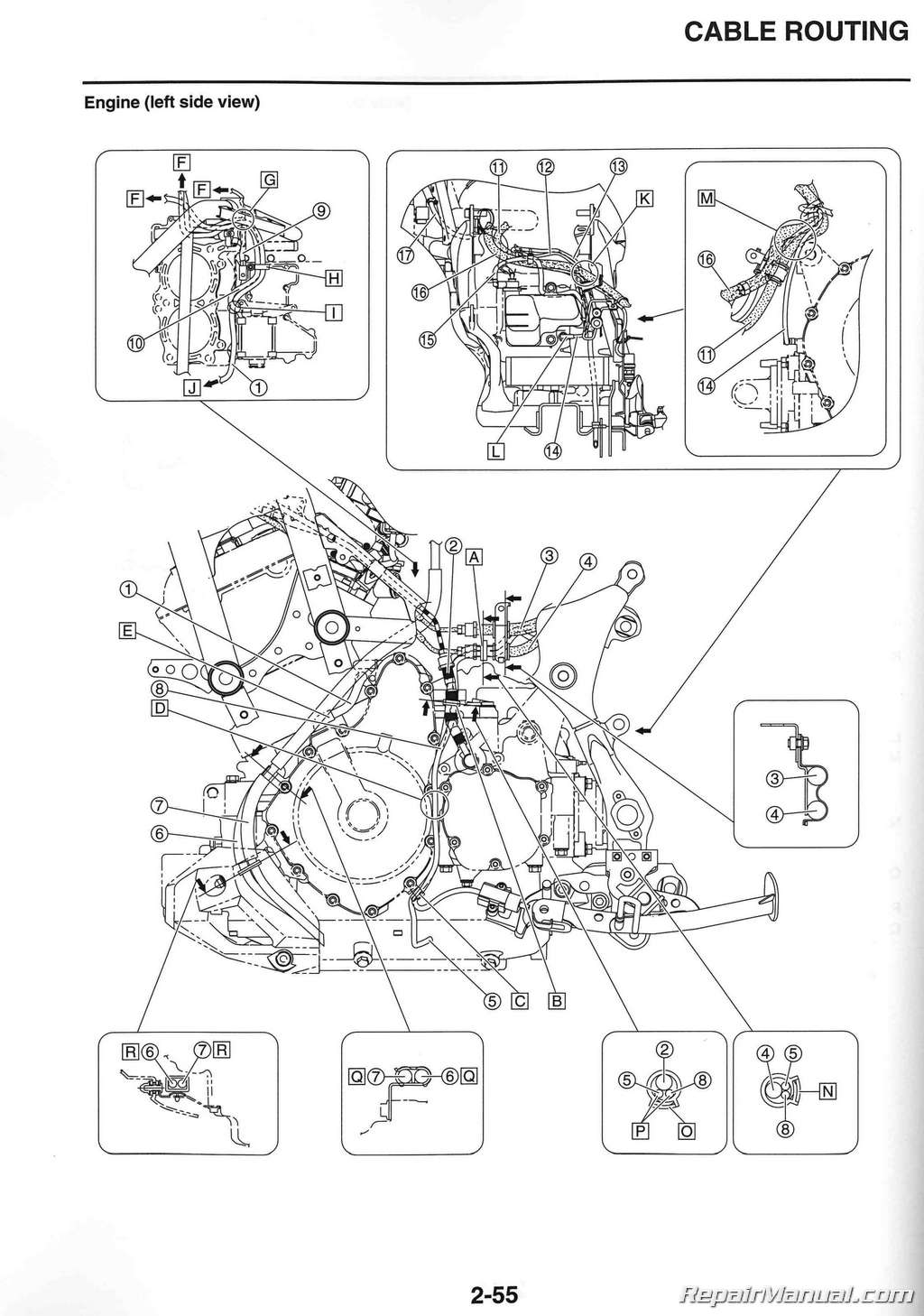 E Scooter Schematics