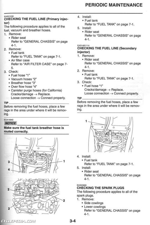 small resolution of 2012 u2013 2014 yamaha yzfr1b yzf r1 1000cc motorcycle service manual2012 yzf r1 wiring diagram