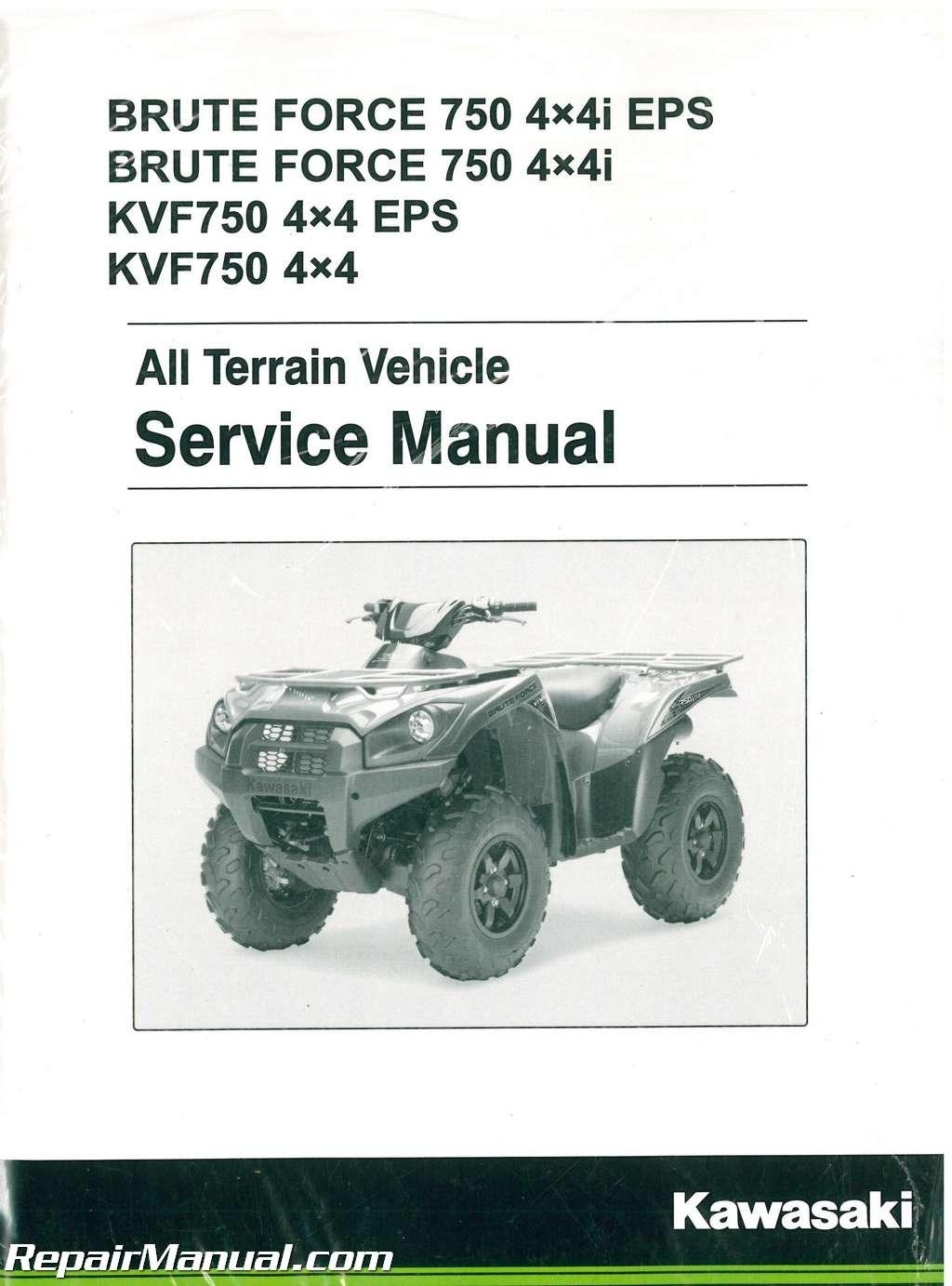 2012 2020 kawasaki brute force kvf750 4x4 4x4eps 4x4i 4x4i eps atv service manual