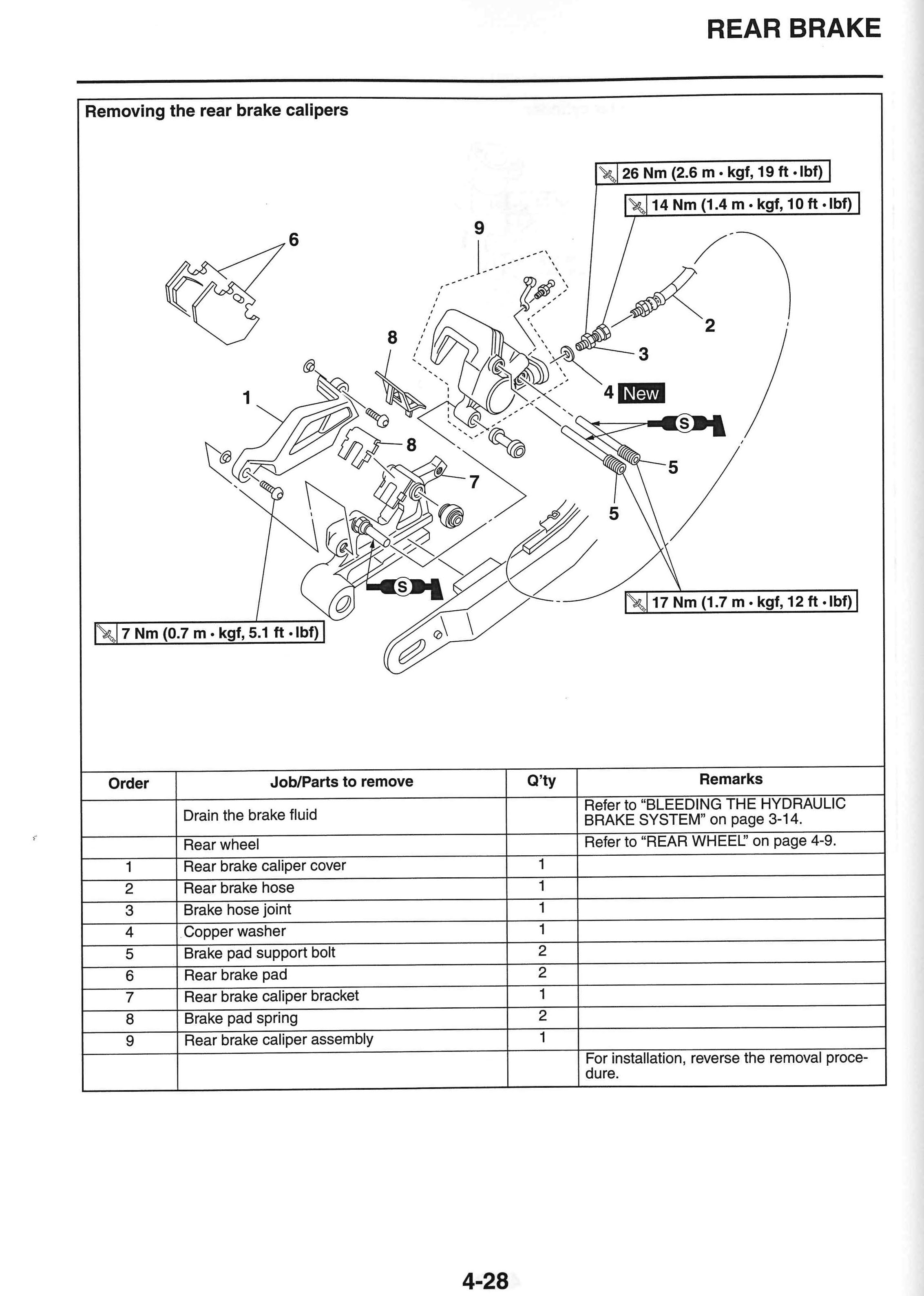 honda fuel injector wiring diagram emmo e bike 2013  2018 yamaha xt250 motorcycle service manual