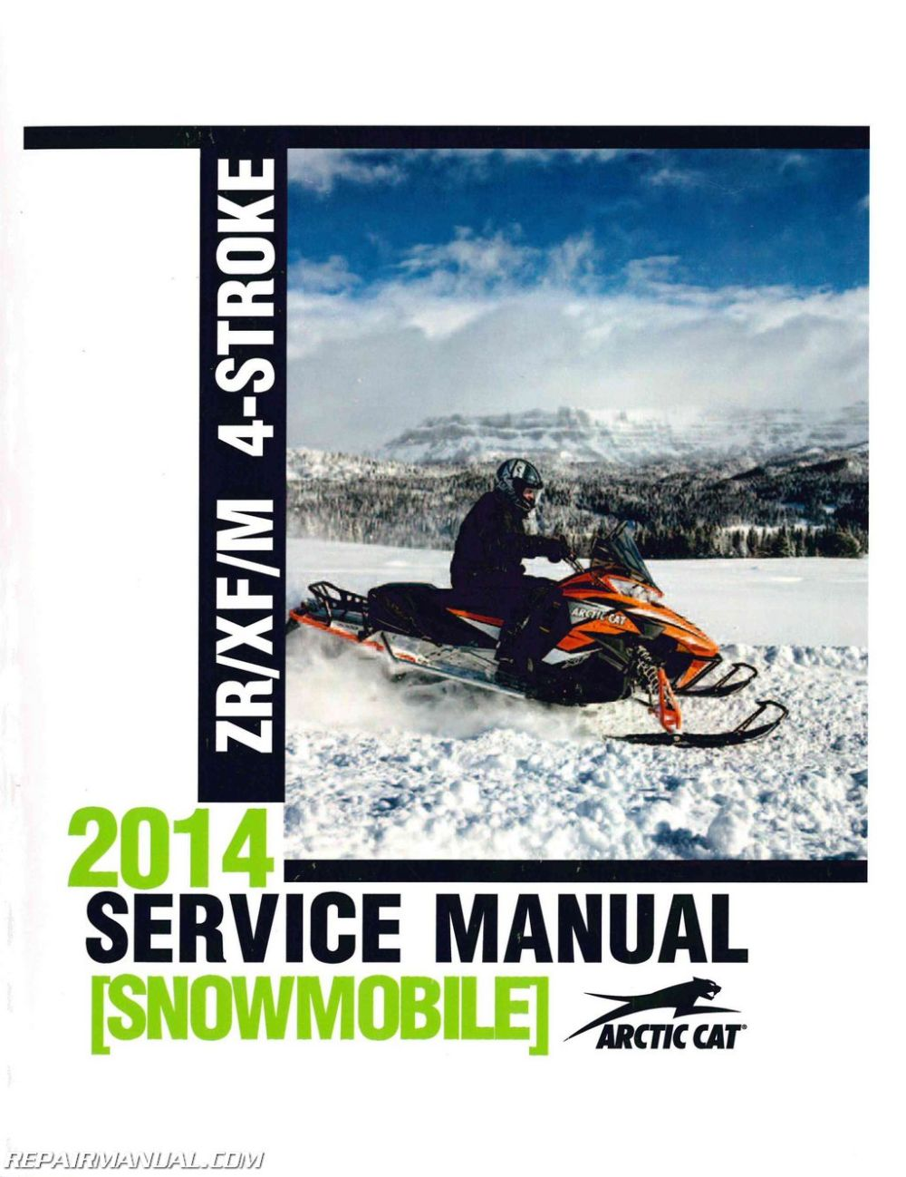 medium resolution of arctic cat snowmobile 4 stroke wiring diagrams example electrical snowmobile parts diagram 2014 arctic cat zr