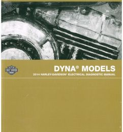 2014 harley davidson dyna motorcycle electrical diagnostic manual [ 1024 x 1193 Pixel ]