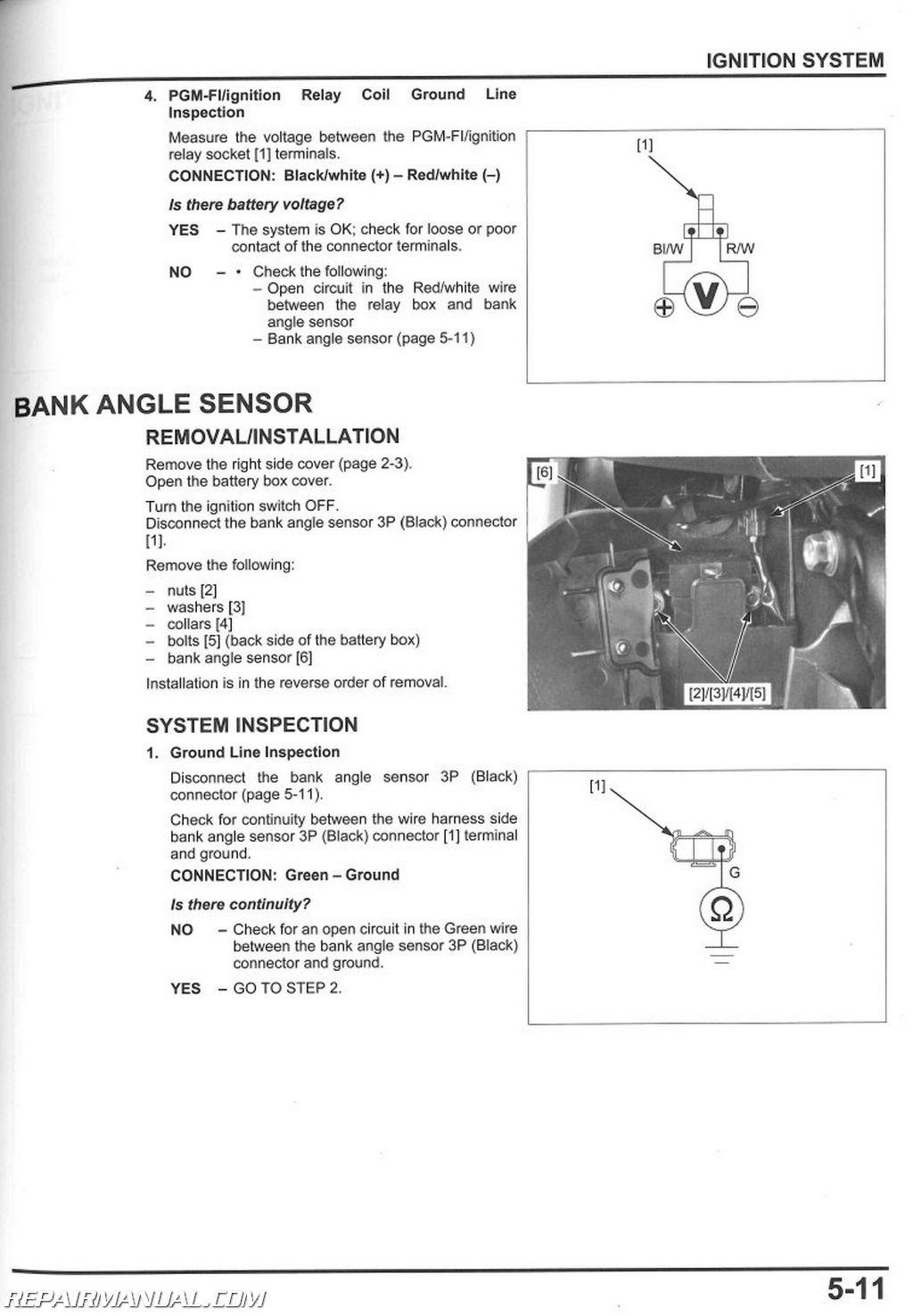 2003 Honda Atv Wiring Diagram 2014 2015 Honda Gl1800 C A Valkyrie Motorcycle Service Manual