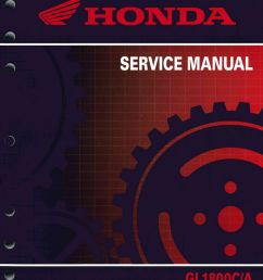 2014 honda gl1800 c a gold wing service manual  [ 1024 x 1337 Pixel ]