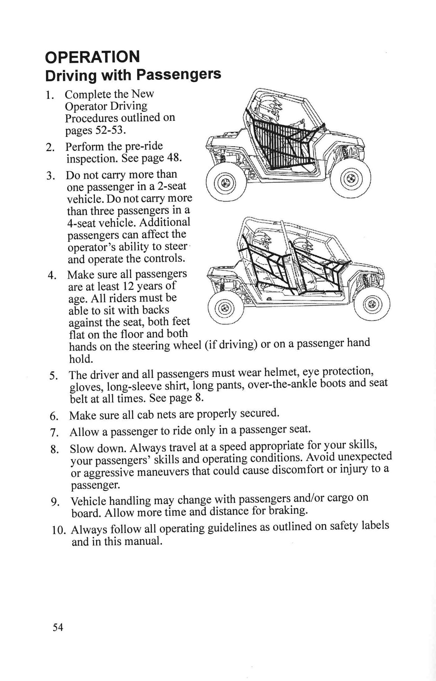 Polaris Ranger Rzr S 4 800 Side By Side Owners Manual