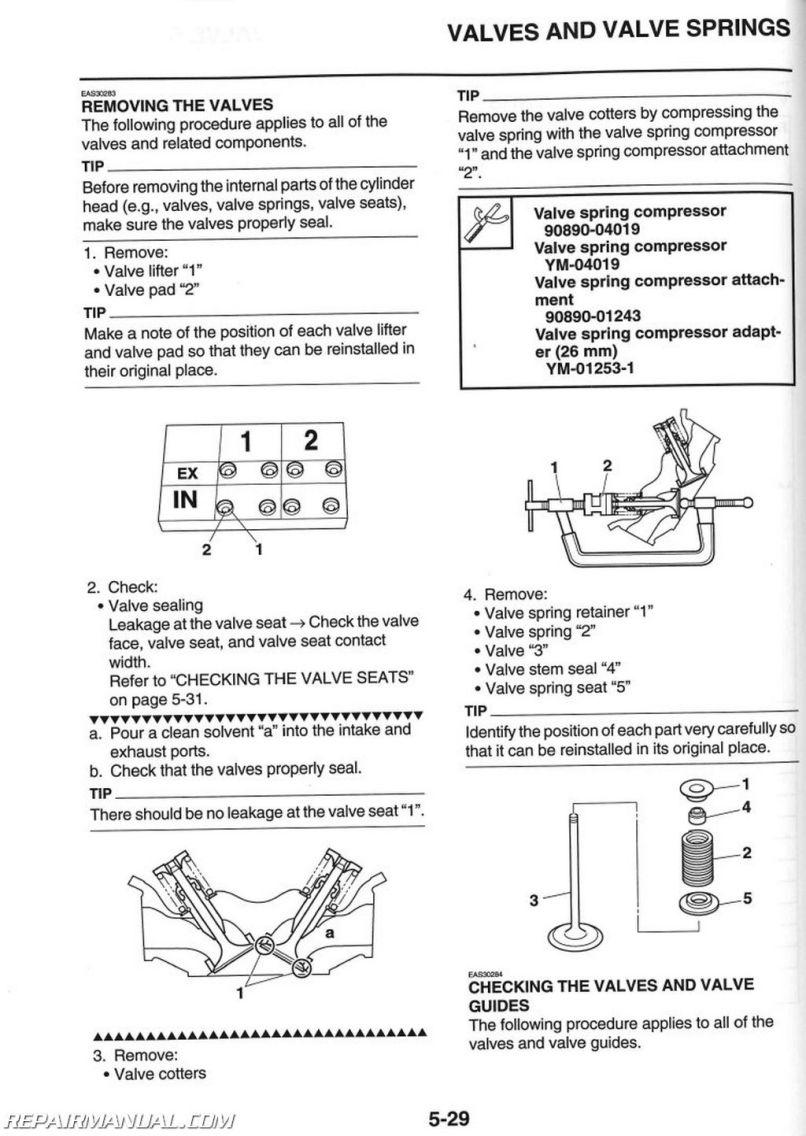 motorcycle maintenance manual pdf