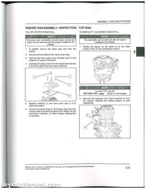 20162017 Polaris Ranger 570 ATV Service Manual