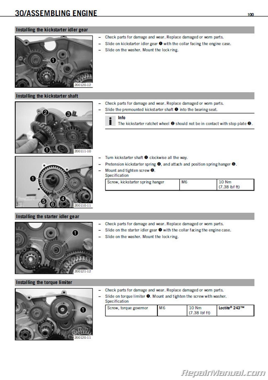 2007 ktm 450 wiring diagram