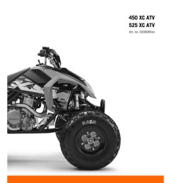 2009 ktm 450 525 xc atv repair manual atv wiring schematics atv repair diagram [ 1024 x 1325 Pixel ]