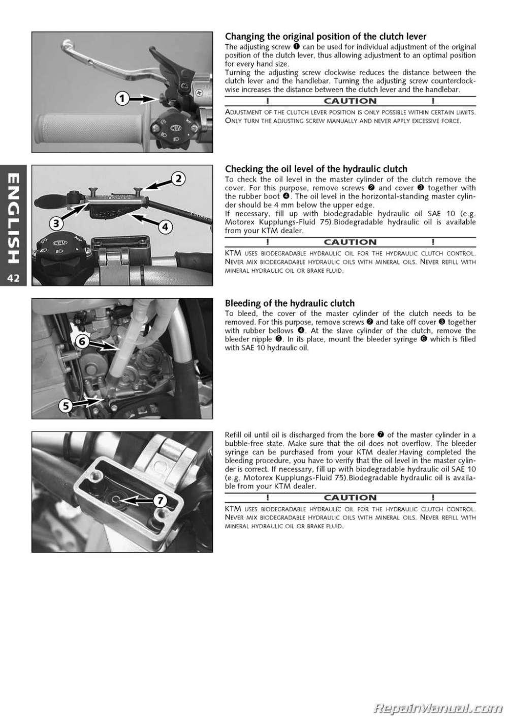 medium resolution of 2004 ktm 450 exc wiring diagram