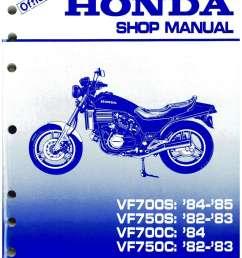 1982 1984 honda vf700c magna vf750s v45 sabre service manual [ 1024 x 1325 Pixel ]