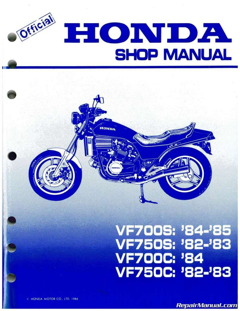 1984 Honda Magna V30 Cafe Racer