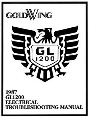 1987 Honda GL1200 Electrical Troubleshooting Manual