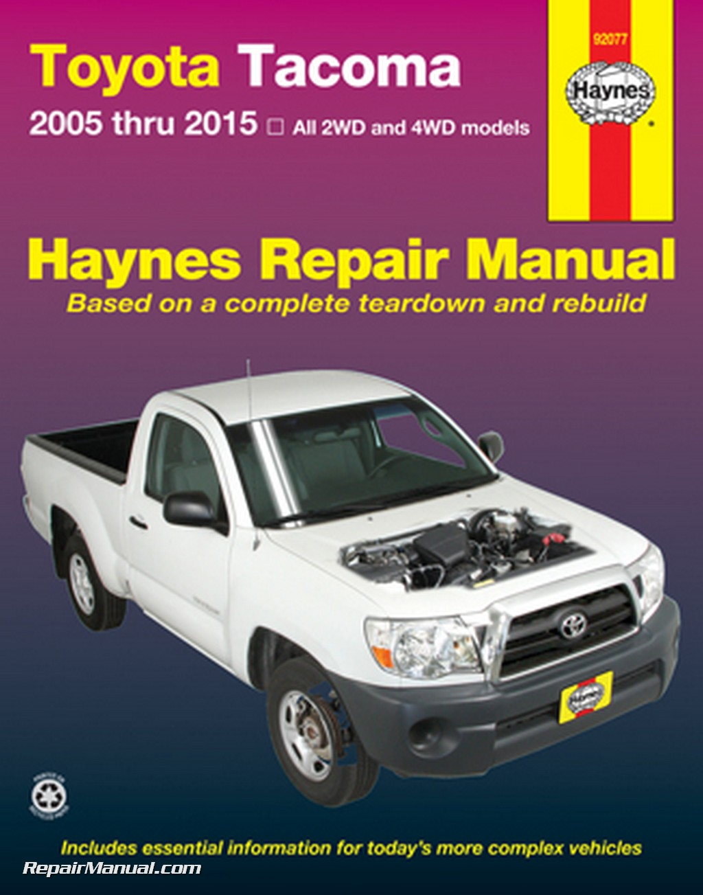 1 1 2006 manual repair tacoma toyota volume volume