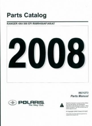 1996-1999 Polaris Magnum Big Boss ATV Repair Manual