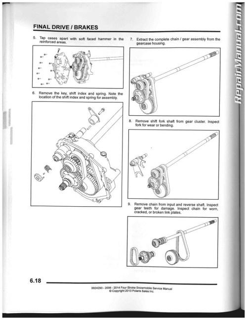 small resolution of polaris iq shift 600 wiring diagram