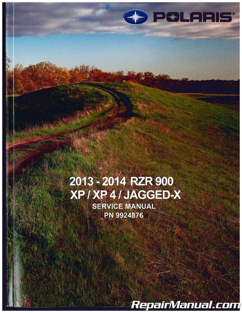 medium resolution of 2013 2014 polaris ranger rzr 900