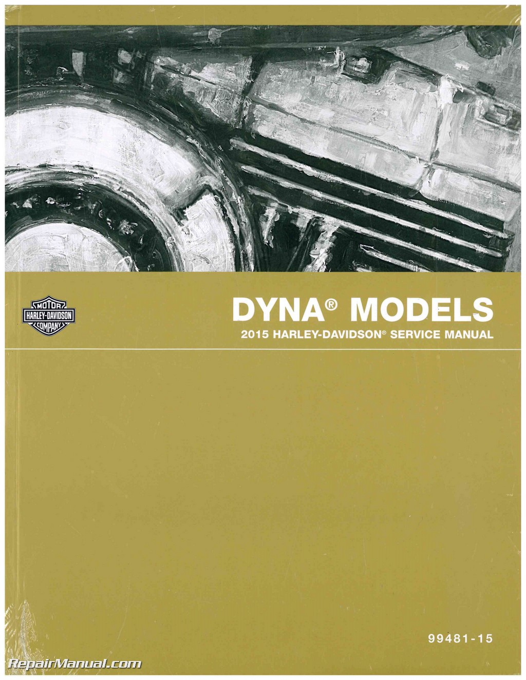 hight resolution of 2015 harley davidson dyna official printed factory motorcycle service manual