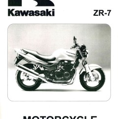 Power Wheels Kawasaki Wiring Diagram Porsche 944 Turbo Zr750f Zr-7 Motorcycle Manual 1999-2003