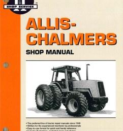 allis chalmers 8010 8030 8050 8070 service manual [ 1024 x 1331 Pixel ]