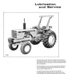 allis chalmers 175 gas and diesel operators manual allis chalmers d17 tractor wiring diagram  [ 1024 x 1362 Pixel ]