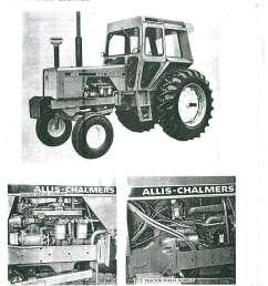 allis chalmers 200 diesel parts manual allis chalmers 200 wiring diagram [ 1024 x 1325 Pixel ]