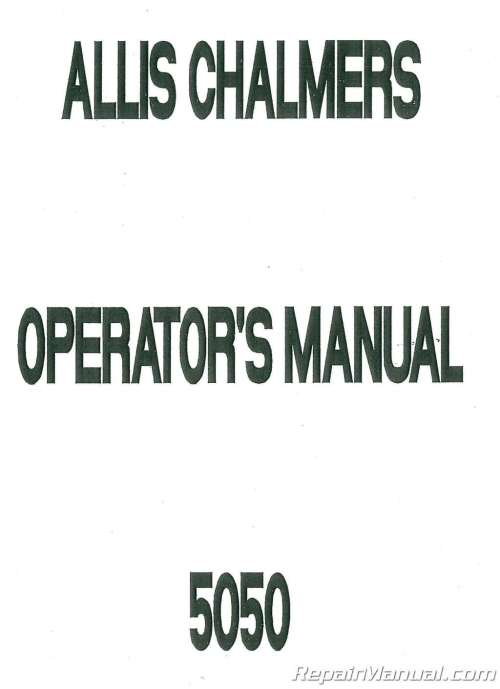 small resolution of wiring diagram for alli chalmer ca