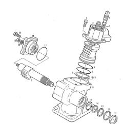 Allis Chalmers Model B Wiring Diagram Three Way Switch Power At Light 6140 2 4 Wd Parts Manual 800 426 4214