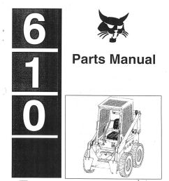 bobcat 610 parts manual bobcat 610 parts manual pdf bobcat 610 parts diagram [ 1024 x 1449 Pixel ]