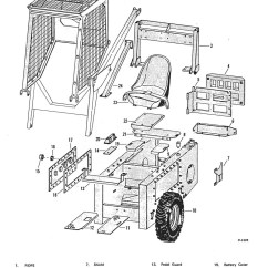 Bobcat 743 Parts Diagram Bell Fibe Tv Wiring 500 600 610 Loaders Operators Manual