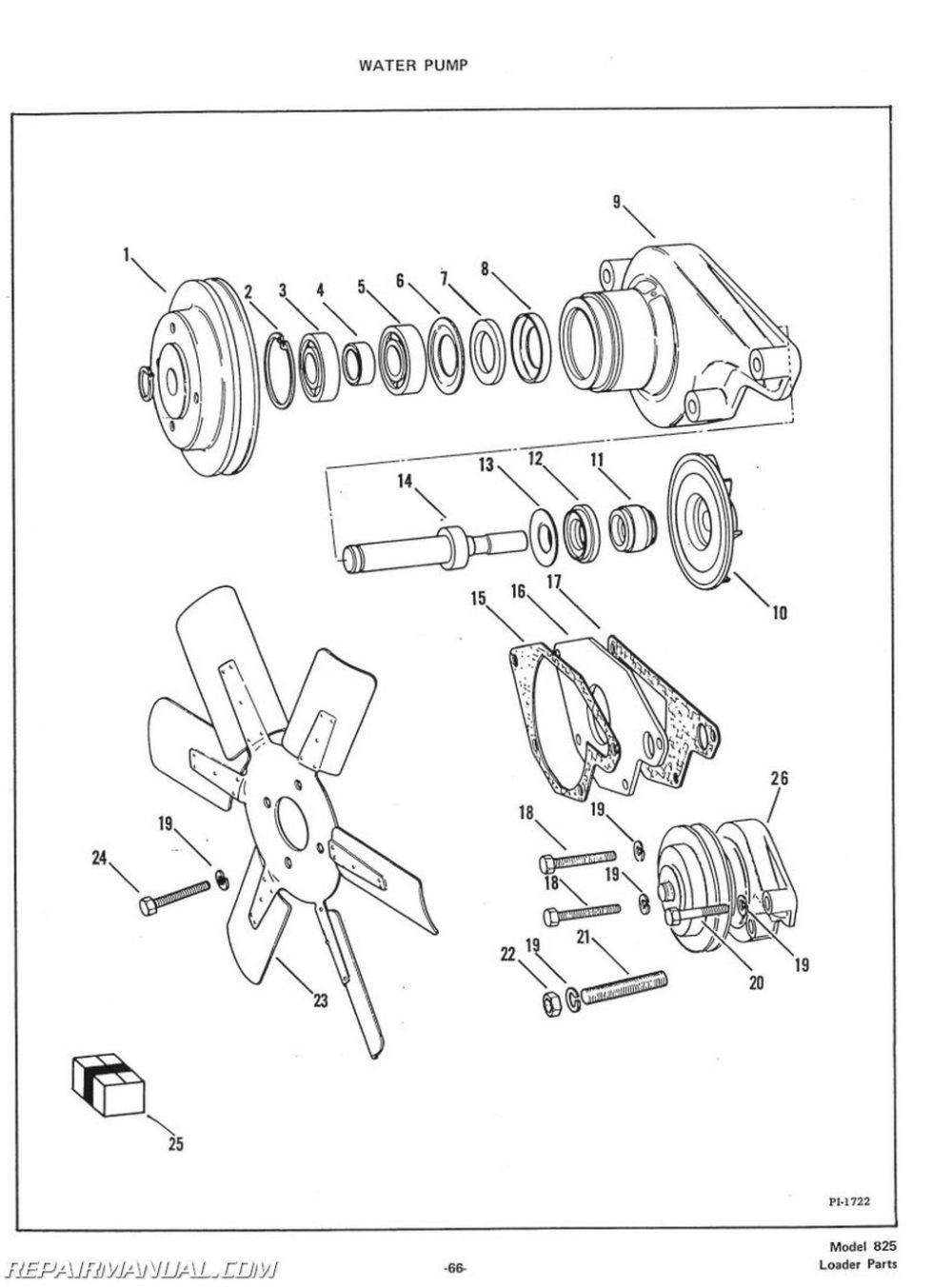 medium resolution of bobcat 751 part diagram