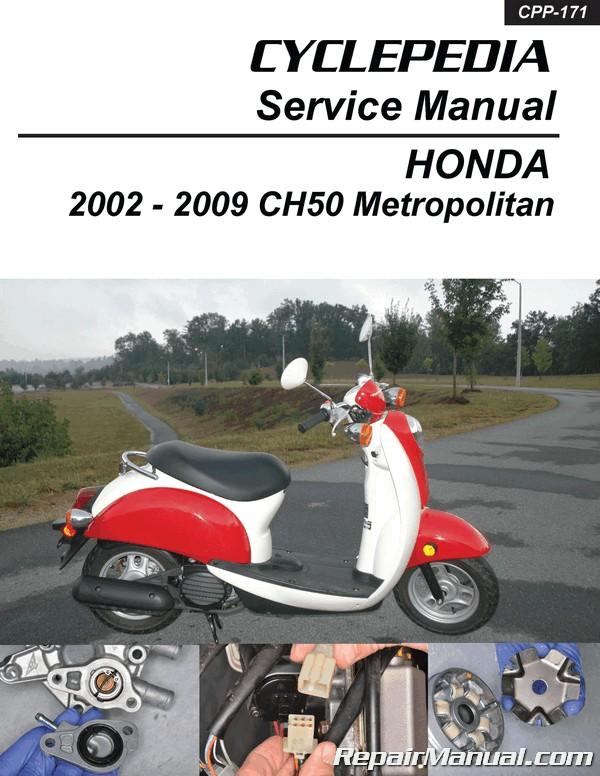 Free Honda Scooter Wiring Diagram