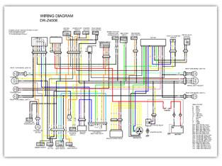 Oem Kawasaki Vulcan 1500 Wiring Diagram Suzuki Dr Z400 Color Wiring Diagrams