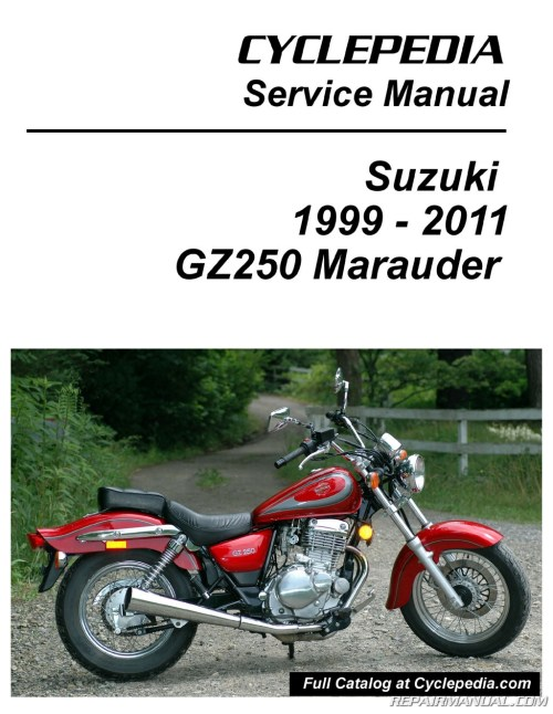 small resolution of suzuki marauder 800 wiring diagram