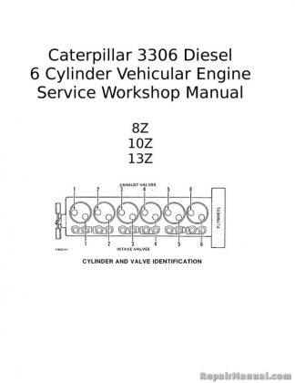free caterpillar engine manuals online # 22