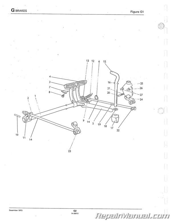 Case 885 990 996 1210 1212 Tractor Parts Manual