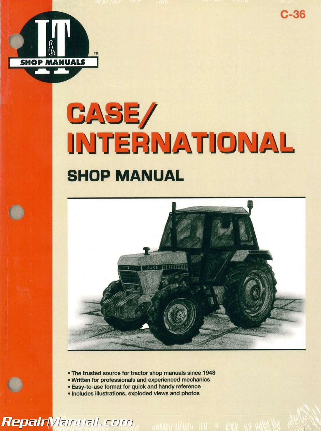 hight resolution of case international 1190 1194 1290 1294 1390 1394 1490 1494 1594 1690 tractor workshop manual 1494 case ih wiring schematic
