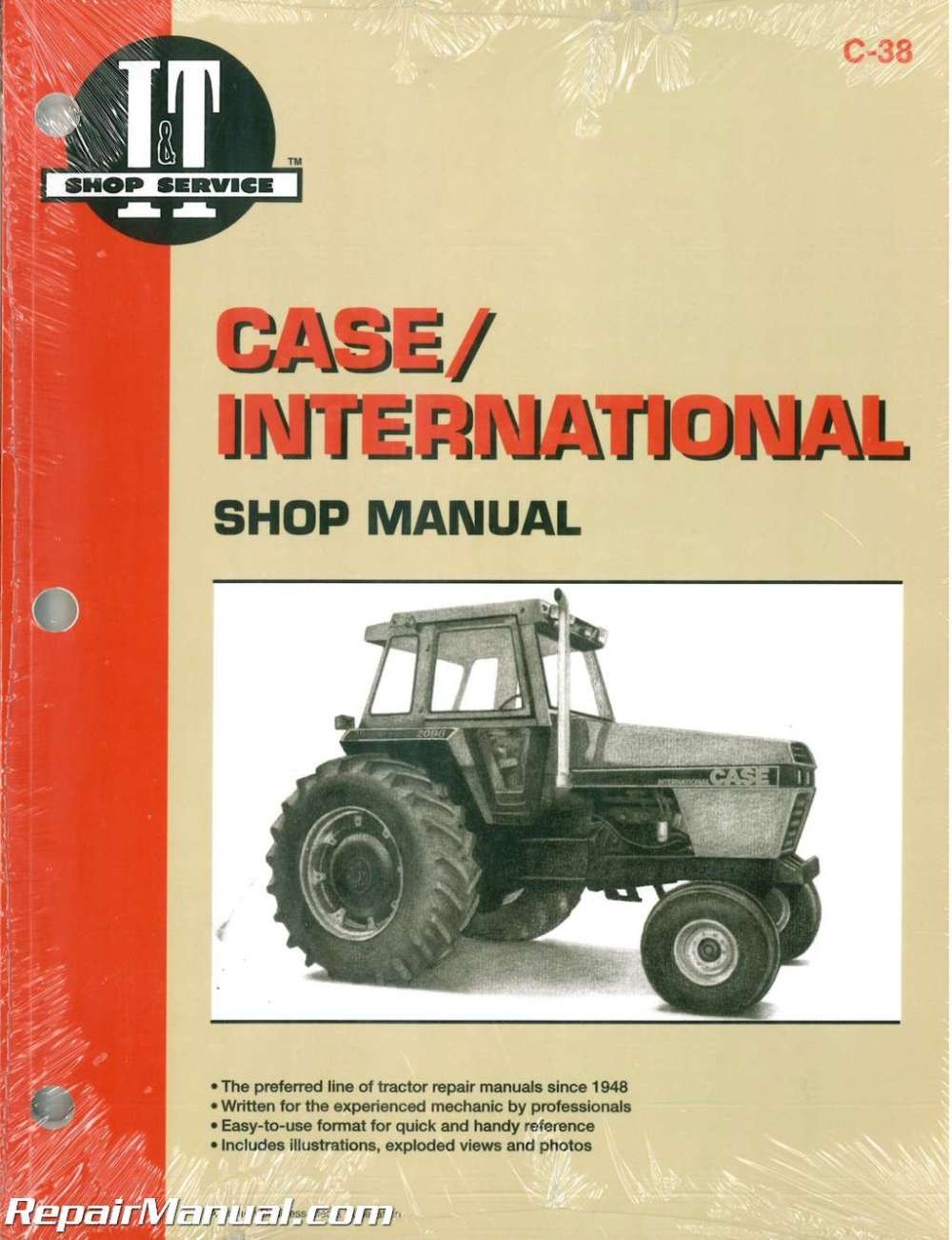 medium resolution of case international 1896 and 2096 tractor workshop manual case ih tractor parts diagram case ih tractor diagrams