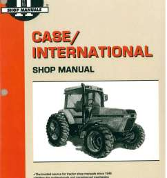 case international 7110 7120 7130 7140 tractor workshop manual ford wiring diagrams case international 7110 wiring diagrams [ 1024 x 1401 Pixel ]