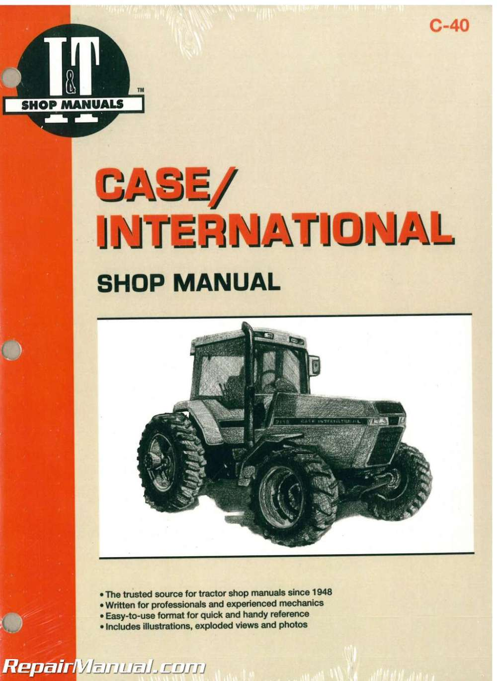 medium resolution of case international 7110 7120 7130 7140 tractor workshop manual ford wiring diagrams case international 7110 wiring diagrams