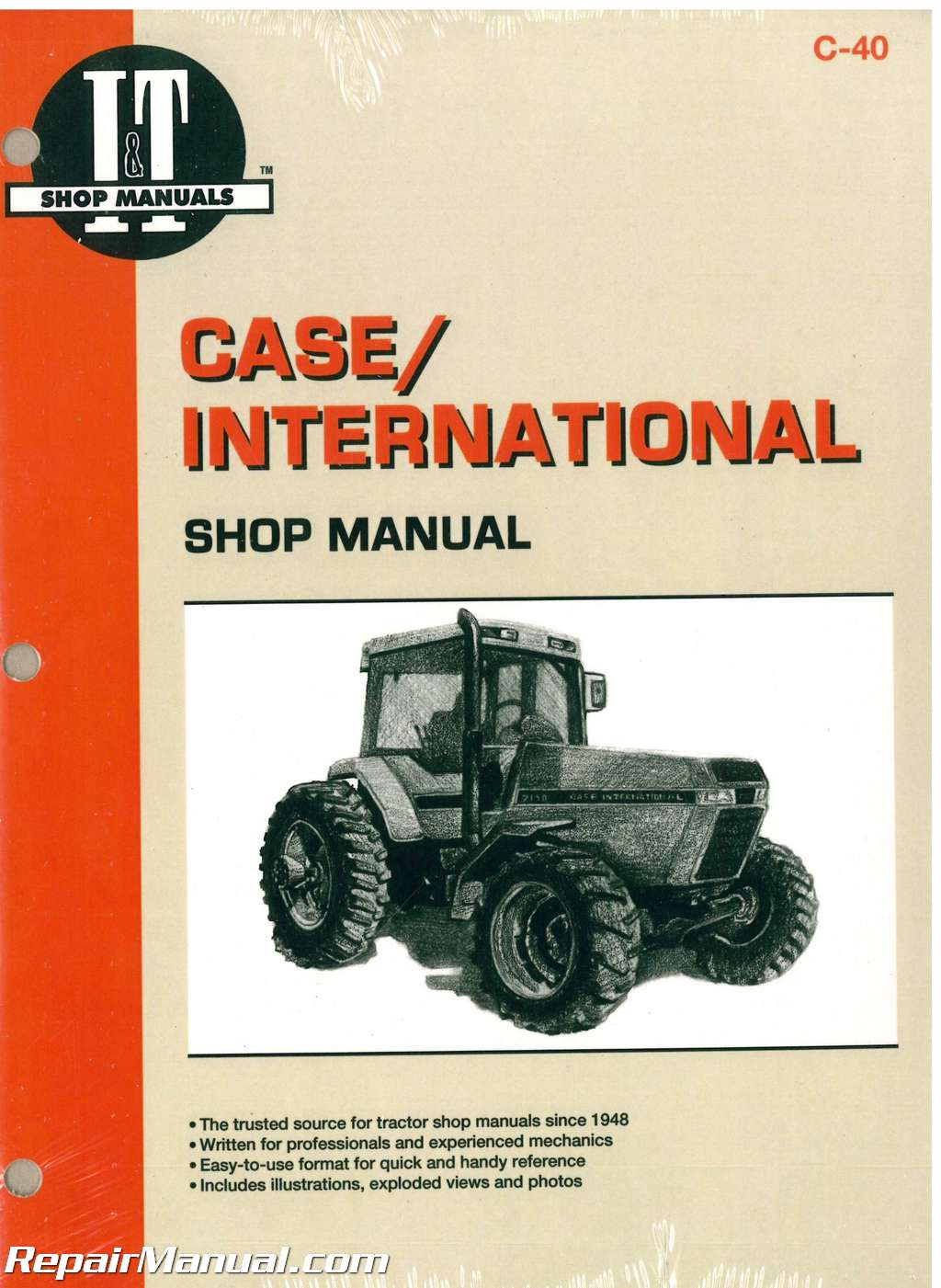 hight resolution of case international 7110 7120 7130 7140 tractor workshop manual ford wiring diagrams case international 7110 wiring diagrams