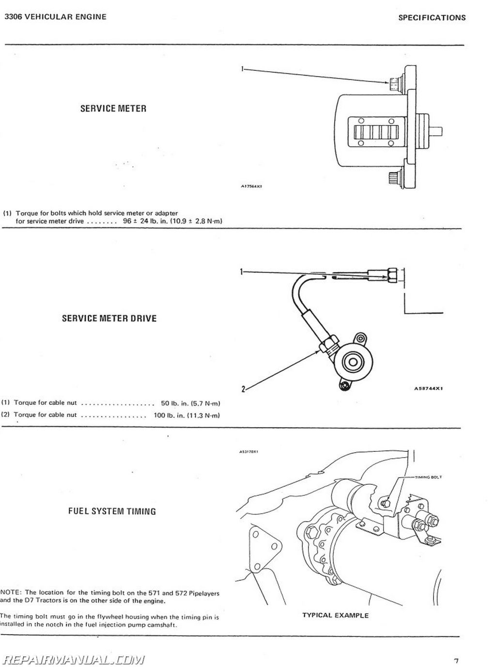 [WRG-1178] 3306 Cat Engine Diagram