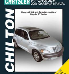 chilton 2001 2009 chrysler pt cruiser repair manual jpg [ 1024 x 1376 Pixel ]