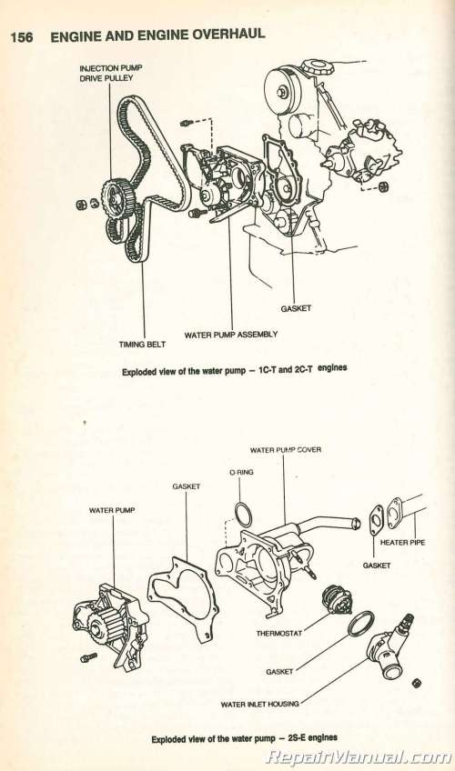 small resolution of chilton toyota camry 1983 1992 repair manual