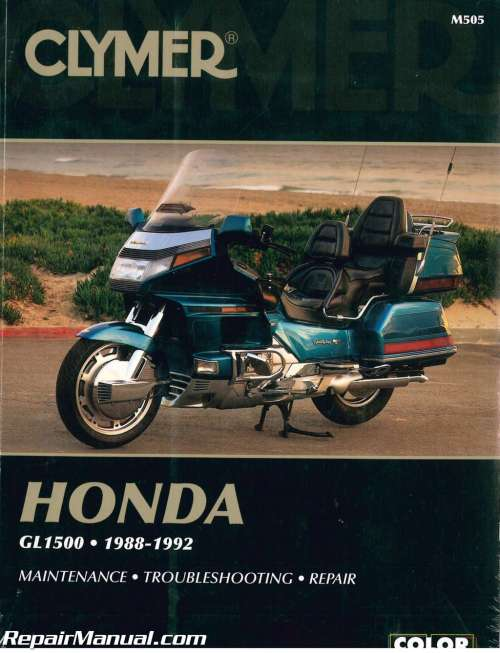 small resolution of 1988 honda goldwing alternator wiring diagram