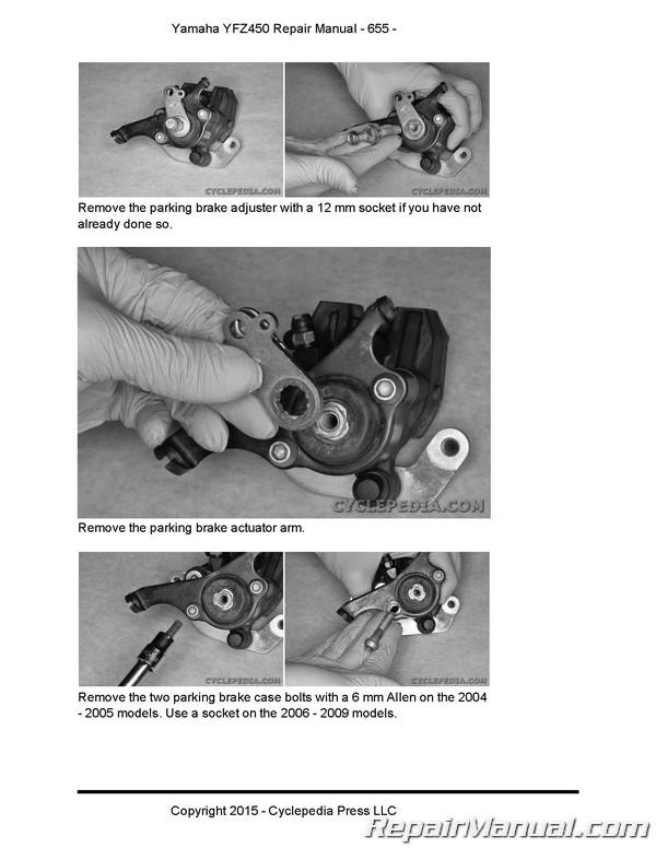 Yfz 450 Wiring Harness Diagram Free Download Wiring Diagram