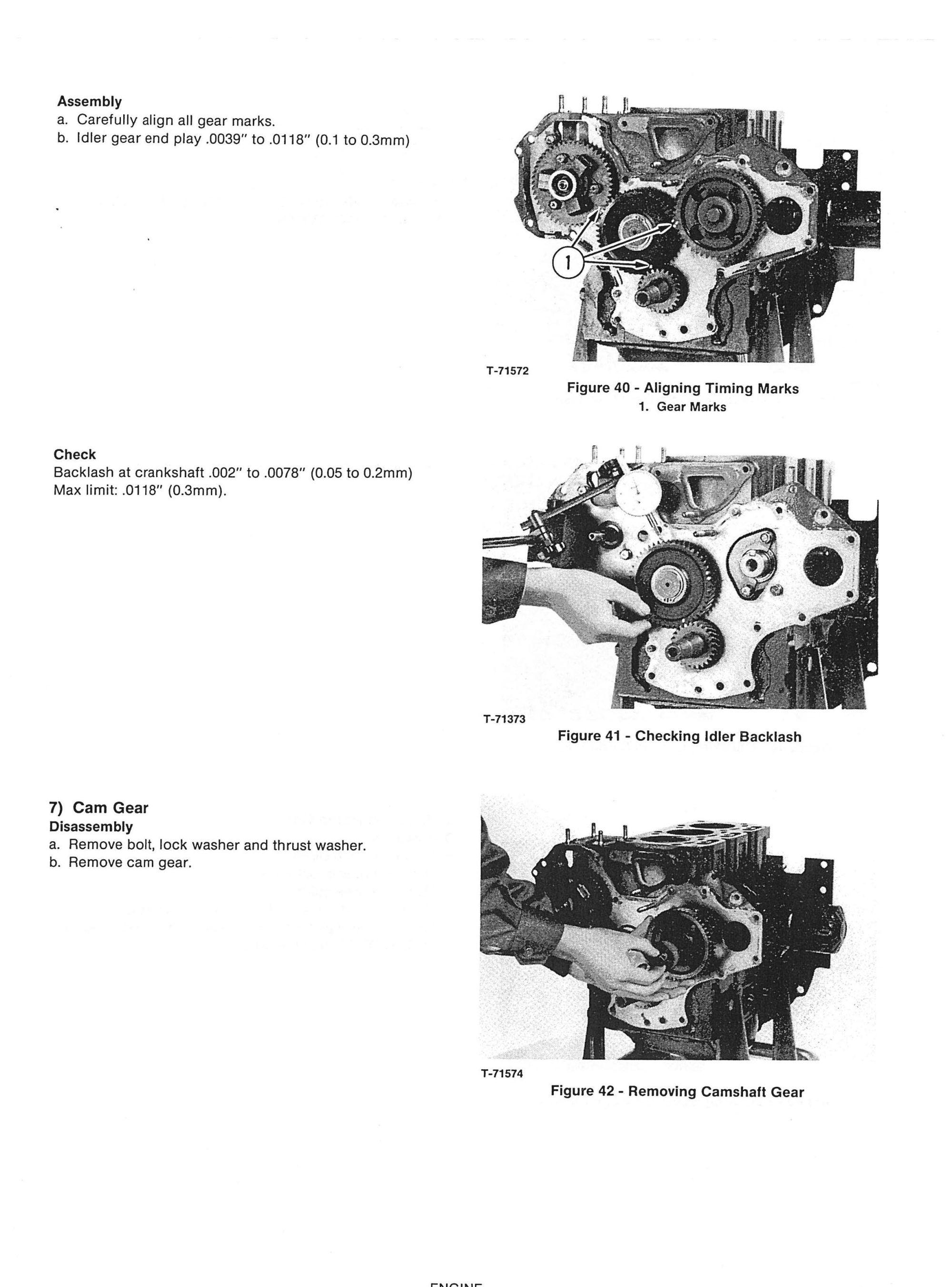 hight resolution of deutz allis 5220 5230 diesel 2 and 4wd synchro lawn garden tractor service manual