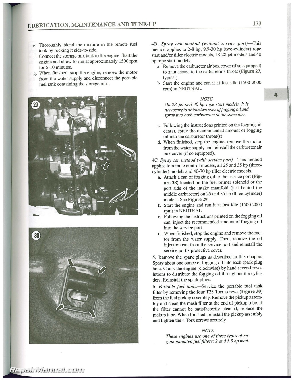 hight resolution of used evinrude johnson 2 70 hp 2 stroke outboard boat shop manual 1995 1996 1997 1998